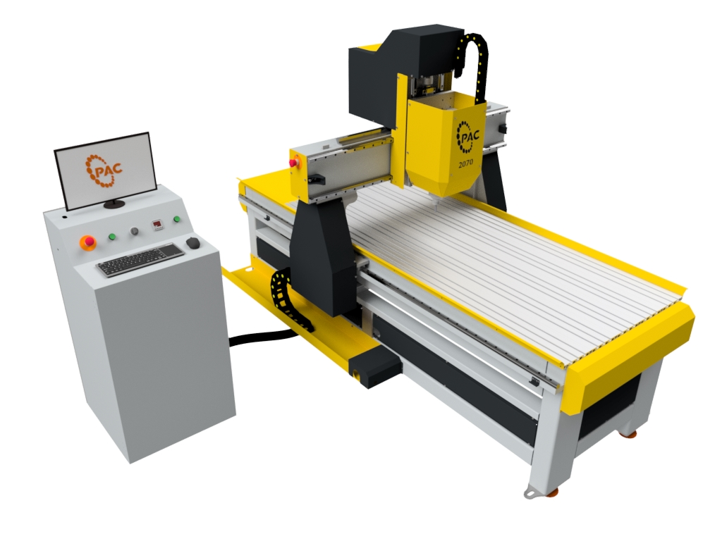 Pac2070 Series Cnc Router