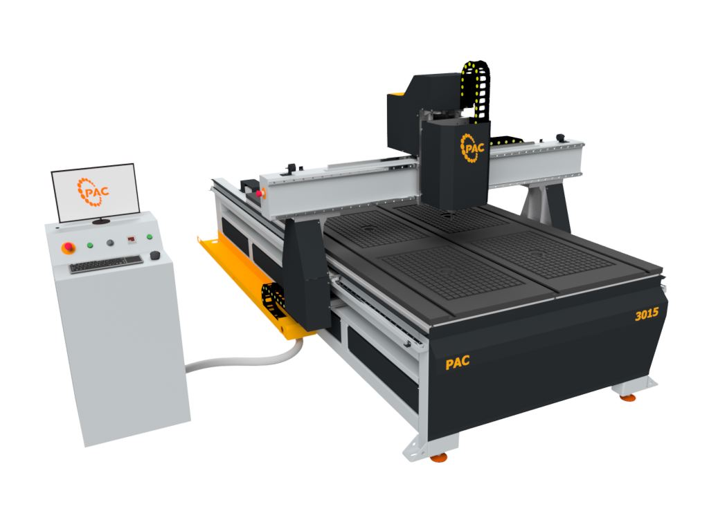 Pac 3015 Series Cnc Router