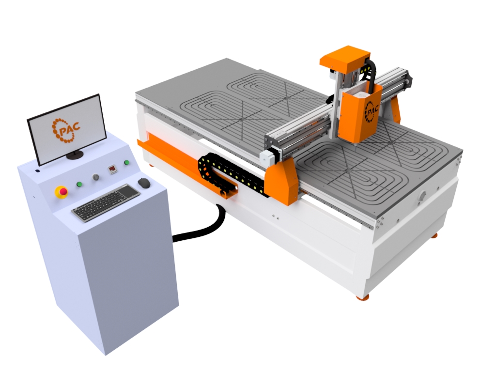 Pac 2010 Series  Cnc Router