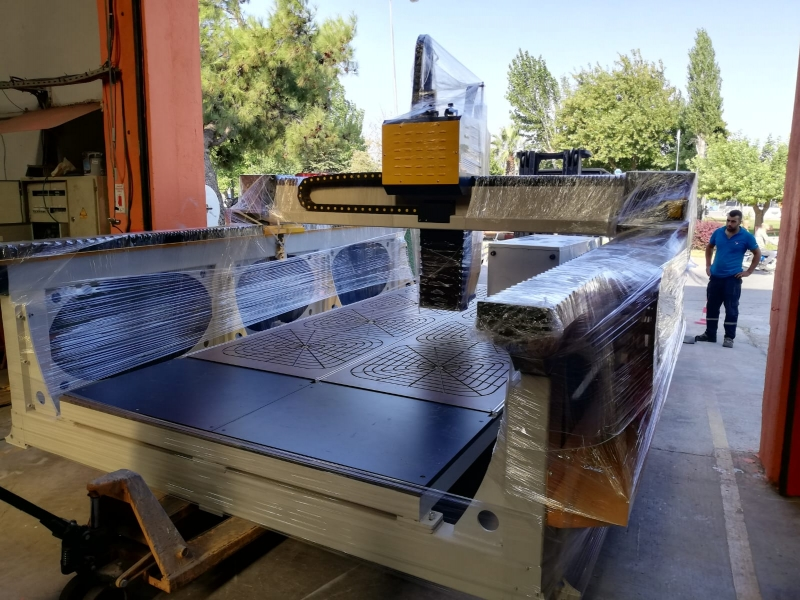 Today We Shipped Our PAC 3821 CNC Router