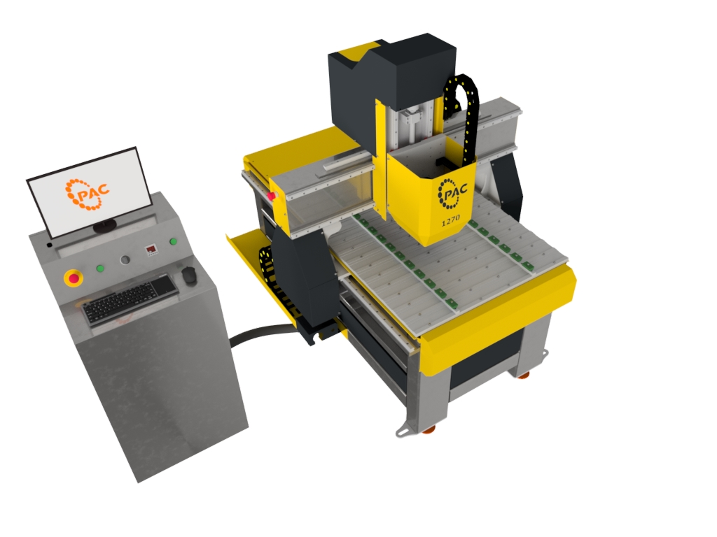 Pac1270 Cnc Router